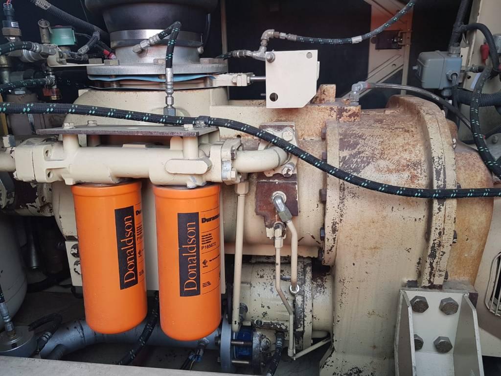 Ingersoll Rand 25/330, Compressors, Construction Equipment