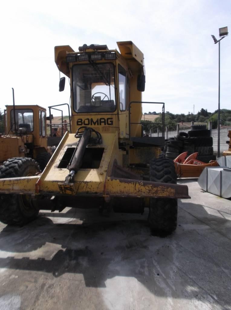 Bomag BC 670 RB, Waste Compactors, Construction Equipment