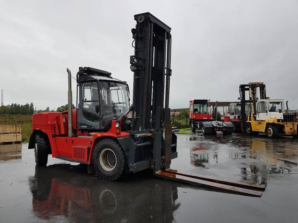 Kalmar DCG 150-12, Diesel trucks, Material Handling