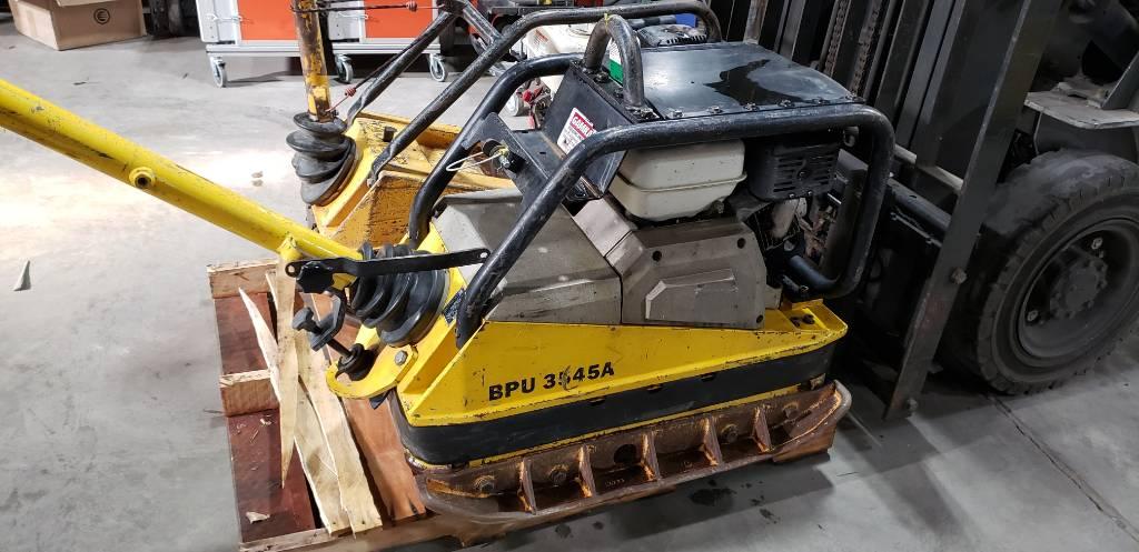 Wacker Neuson BPU3545A, Plate Compactors, Construction Equipment