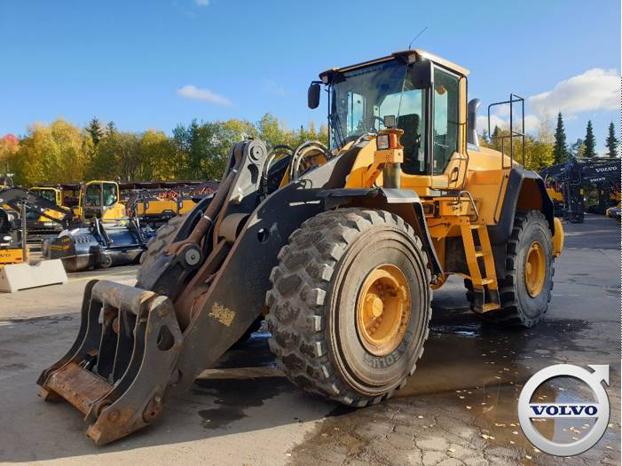 Volvo L 180 G, Wheel Loaders, Construction Equipment