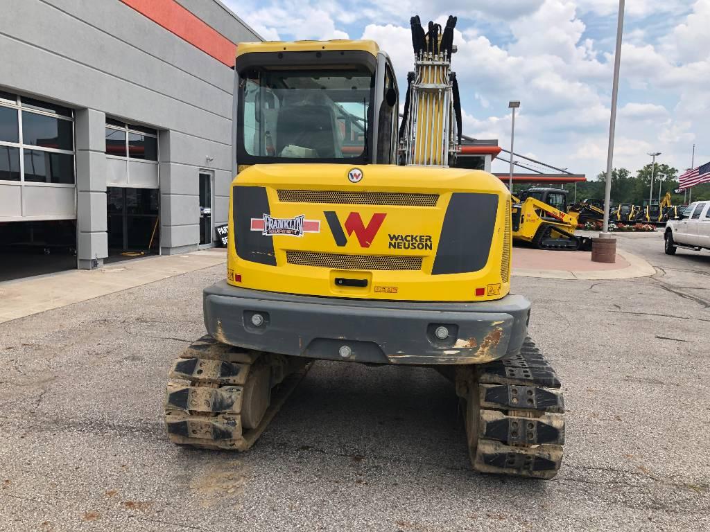 Wacker Neuson ET90, Tracked / Mini excavators, Products