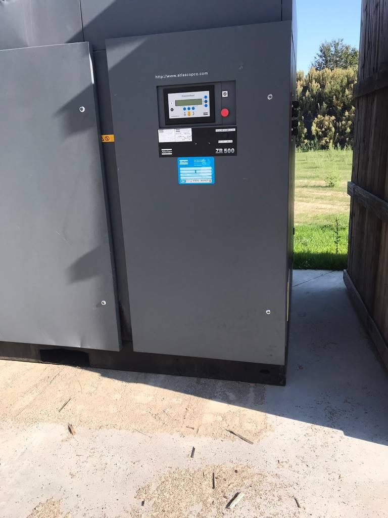 ATLAS COPCO ZR 500, Compressors, Industrial