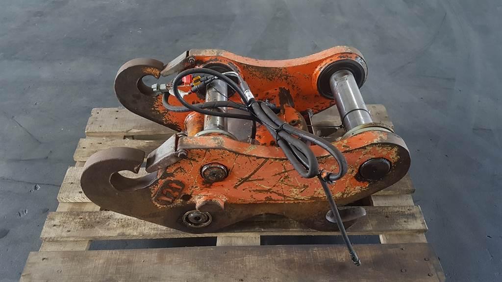 Miller R906 / 12T - Liebherr A 924 - Quick coupler