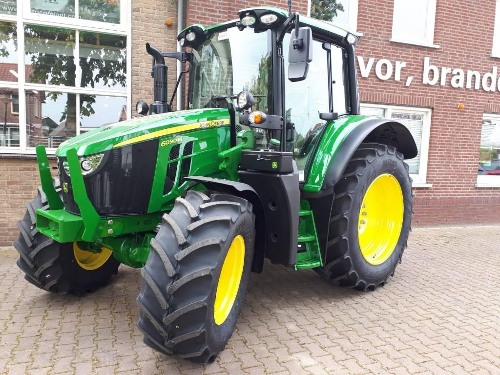 John Deere 6090 M, Tractoren, Landbouw