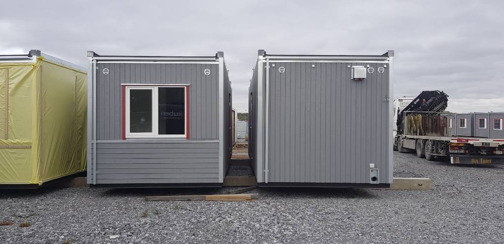 [Other] Eigers Modul OMT6 Personalbod, Specialcontainers, Transportfordon