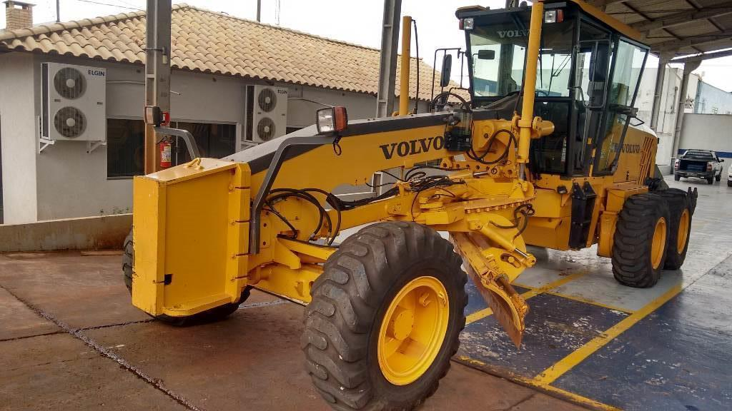 Volvo G940, Motor Graders, Construction Equipment