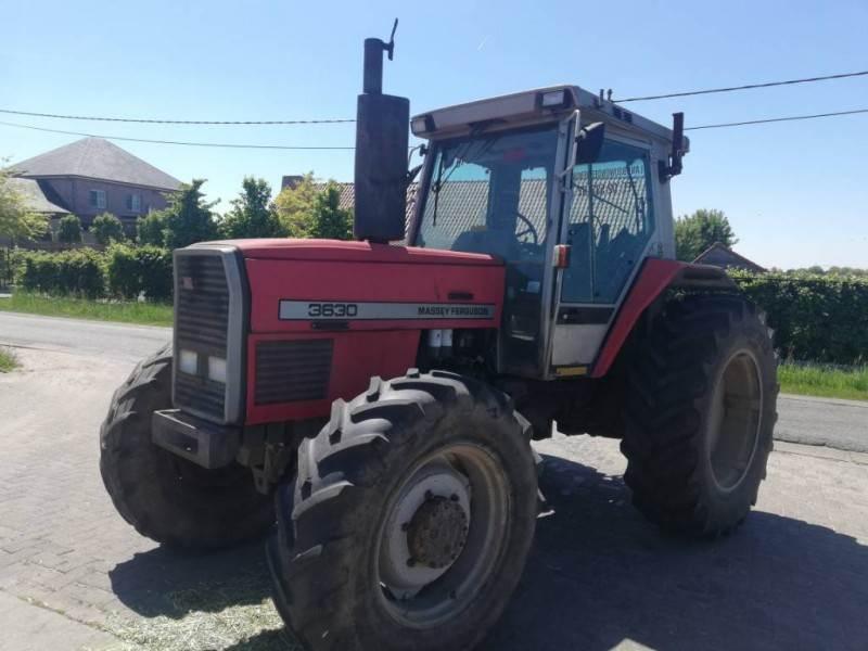 Massey Ferguson 3630 Tractor Traktor Tracteur, Tractoren, Landbouw