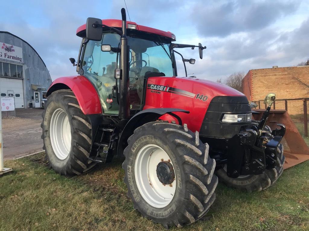 Case IH Maxxum 140, Traktori, Lauksaimniecība