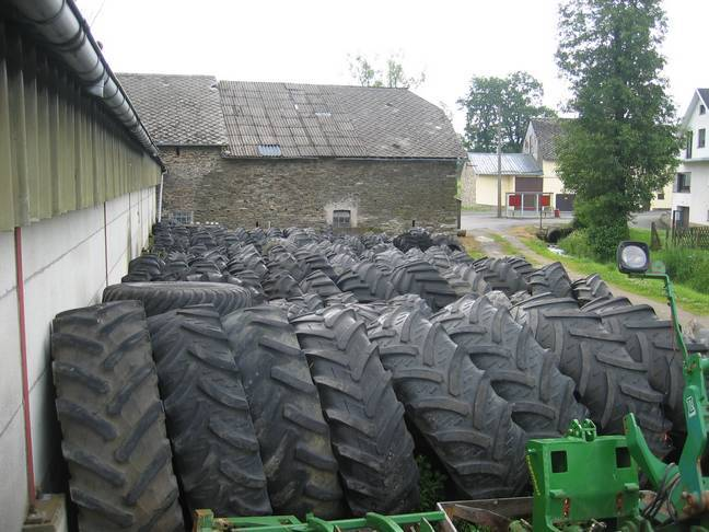 Michelin Reifen, Roues, Agricole