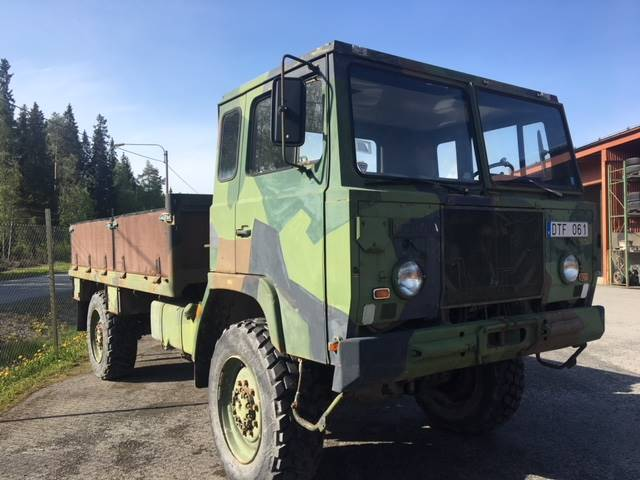 Scania TGB30, Terrängfordon, Transportfordon