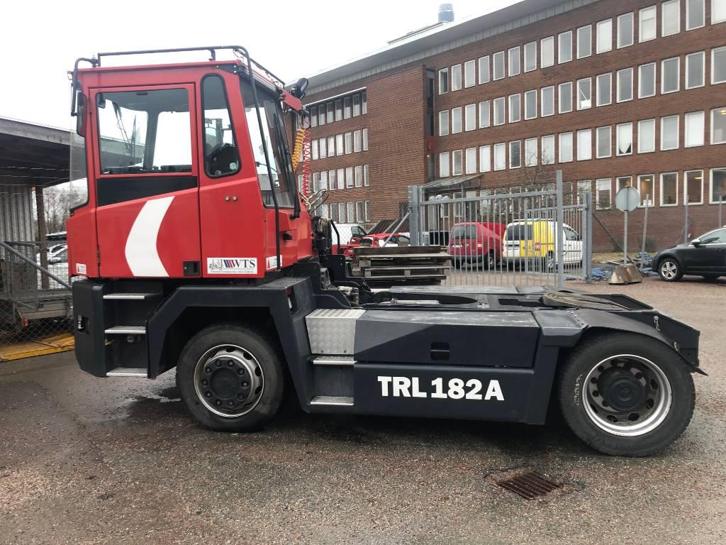 Kalmar TRL 182 A, Terminaltraktorer, Materialhantering