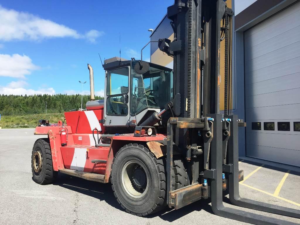 Kalmar DCD200-12LB, Diesel trucks, Material Handling