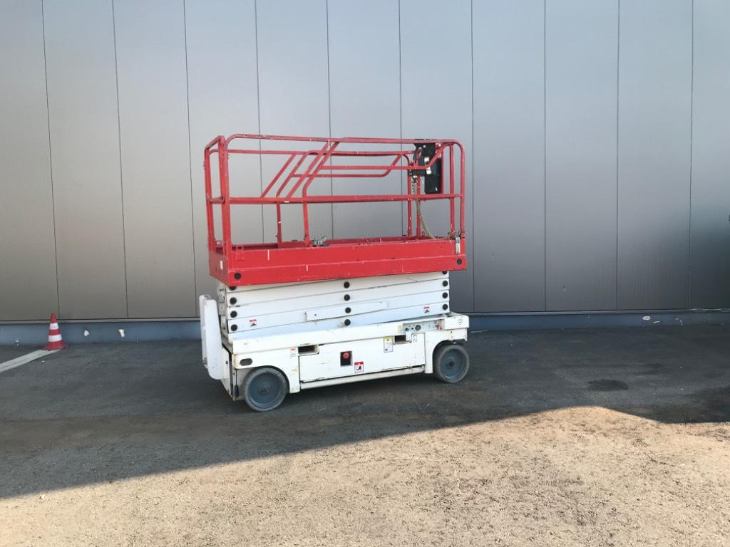 Haulotte Compact 12, Scissor Lifts, Construction Equipment