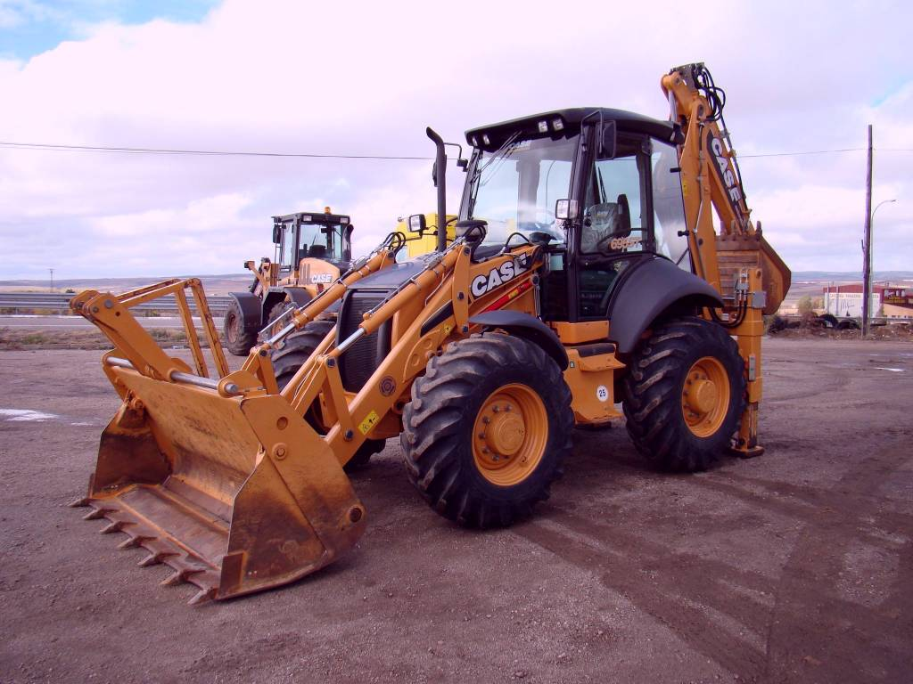 Used case 695 st backhoe loaders year 2012 price 39 857 for Avis e case construction