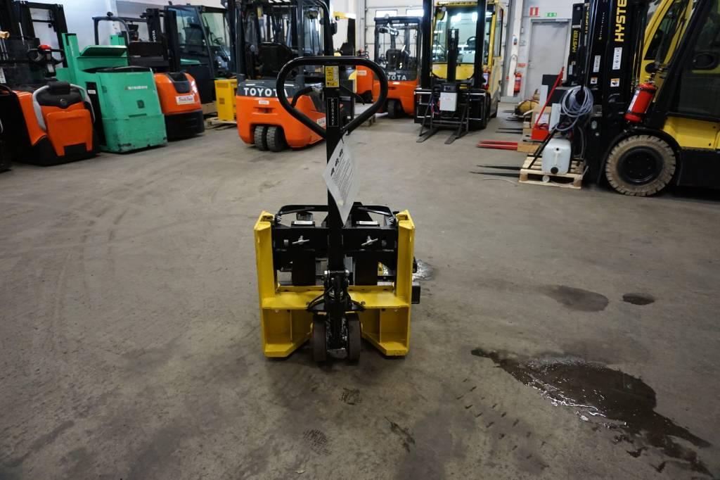 Hyster Batteribyte, Pallet Truck, Material Handling