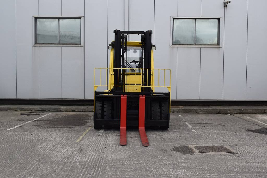 Hyster H 7.0 FT, Diesel counterbalance Forklifts, Material Handling