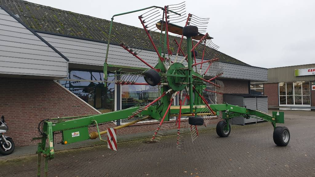 Stoll S1810 Pro, Swathers \ Windrowers, Agriculture