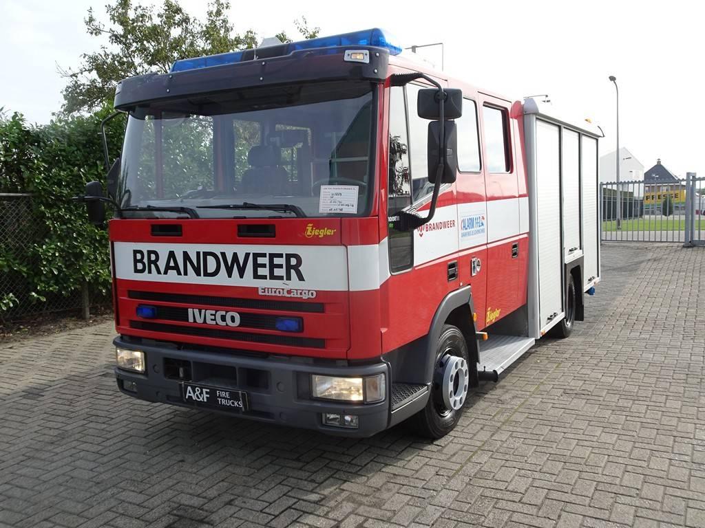 Iveco Eurocargo 100 E18 Ziegler, Löschfahrzeuge, LKW/Transport