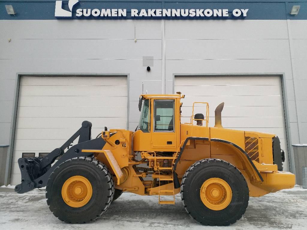 Volvo L 180 E, Wheel Loaders, Construction Equipment
