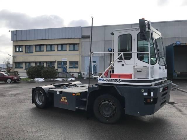 Terminaltraktor MOL YM185/4x2, Terminaltraktorer, Materialhantering