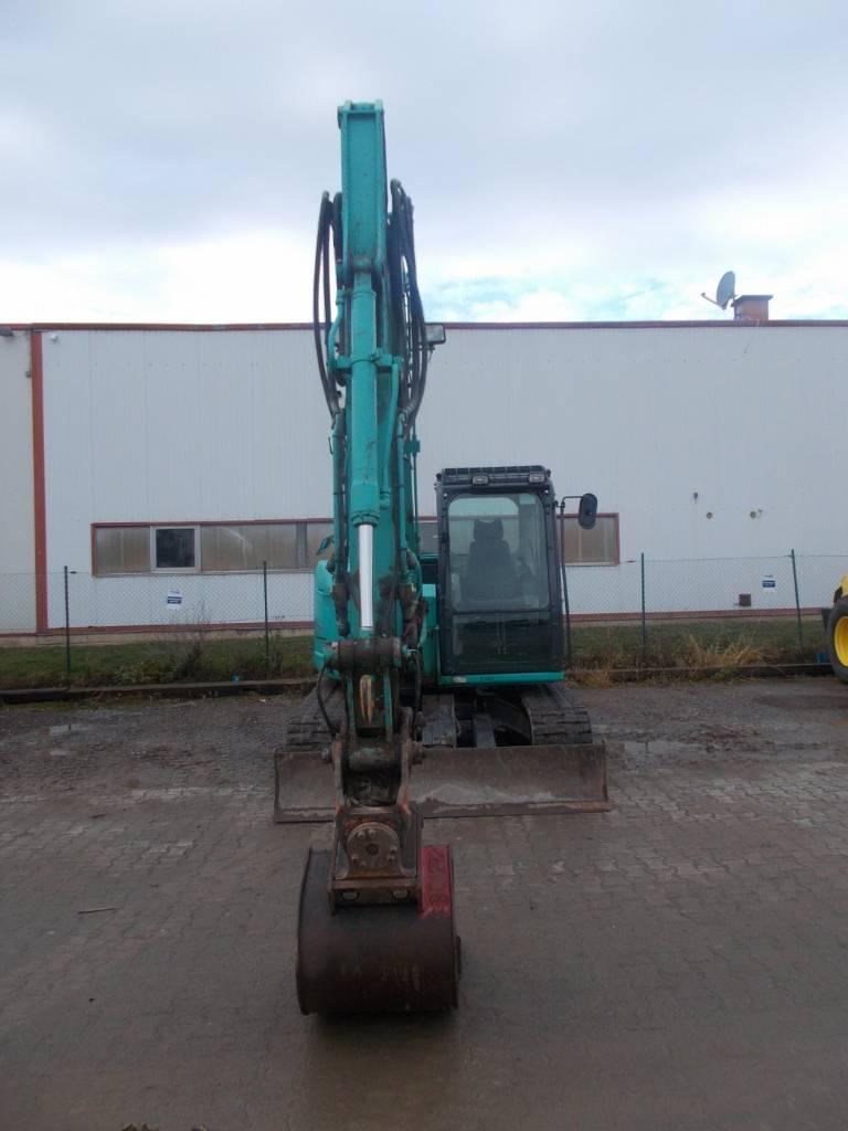 Kobelco SK 85 SR, Midibagger  7t - 12t, Baumaschinen