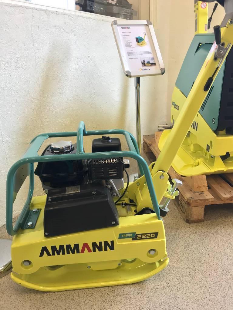 Ammann APR 2220 - 100 kg padda, Markvibratorer, Entreprenad