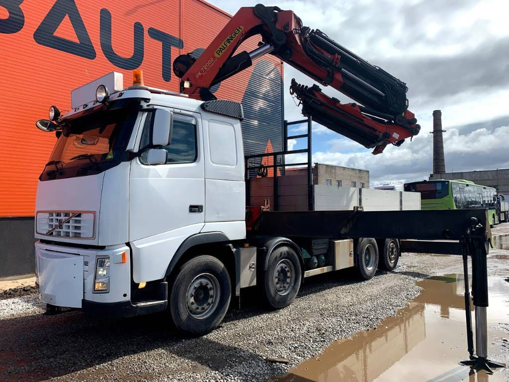 Volvo FH460 + PK72002 JiBI 2005 8x2, Boom / Crane / Bucket Trucks, Trucks and Trailers