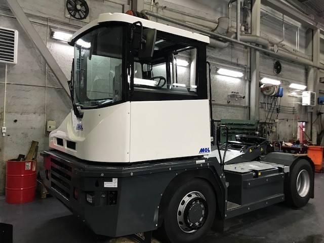 MOL Terminaltraktor Eurosteg 5 RM2554x4  HYR/KÖP, Terminaltraktorer, Materialhantering