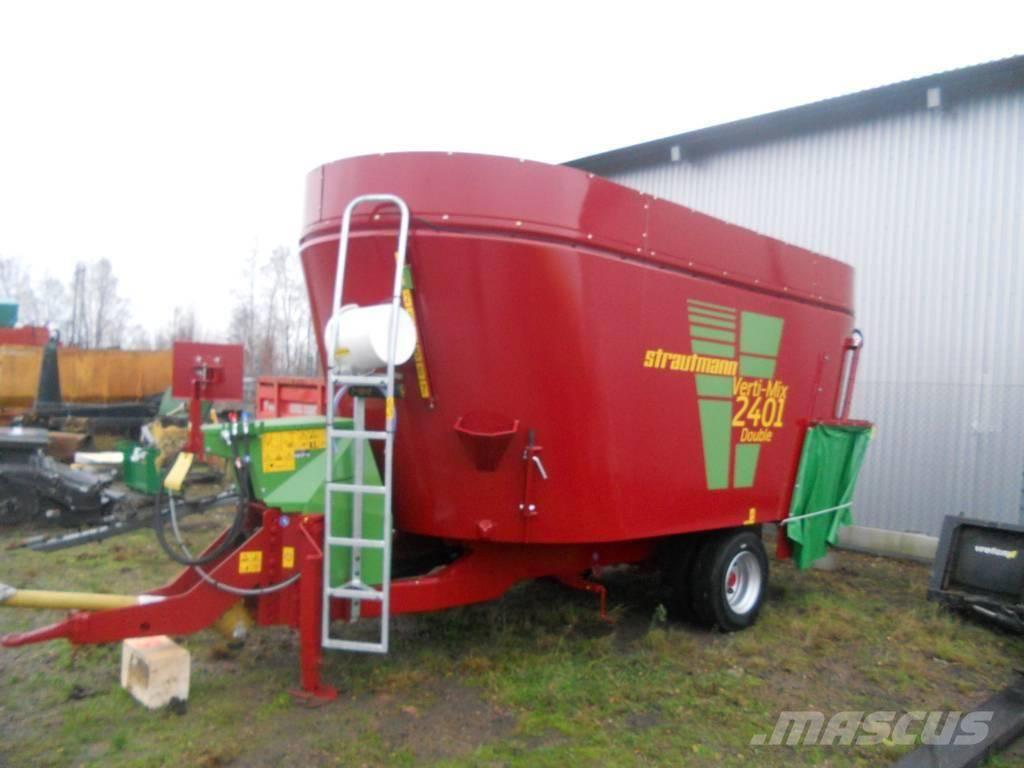 Strautmann 2401 FULLFODERBLANDARE, Fullfodervagnar, Lantbruk