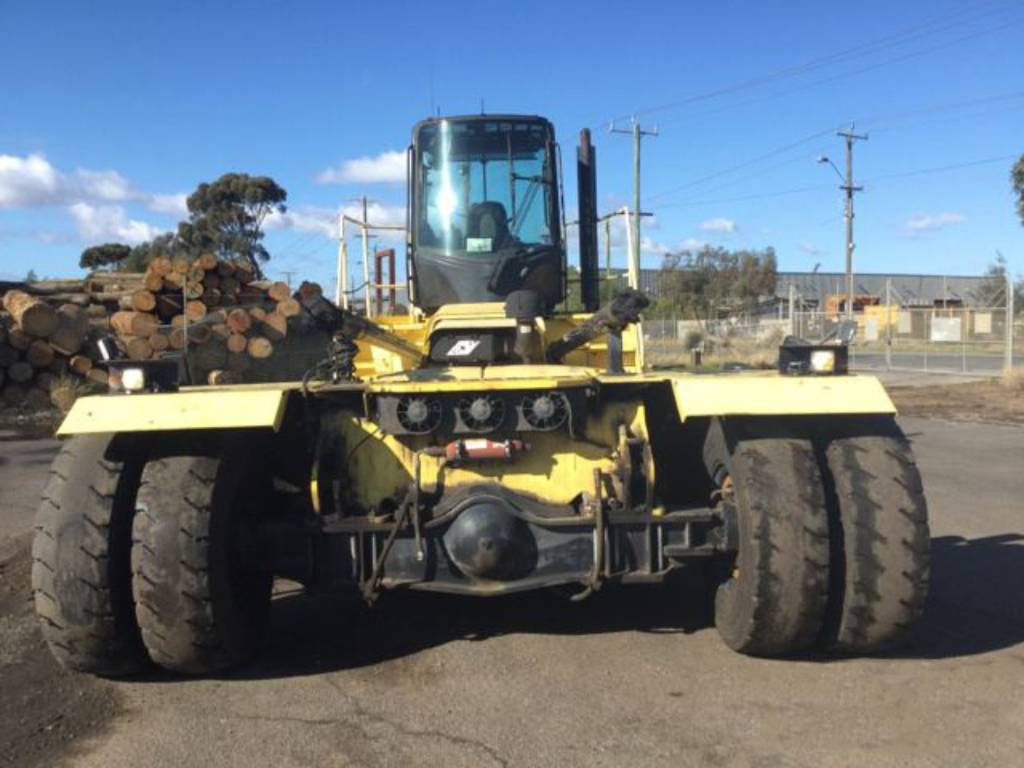 Hyster H22.00XM-12EC, Container Handlers, Material Handling