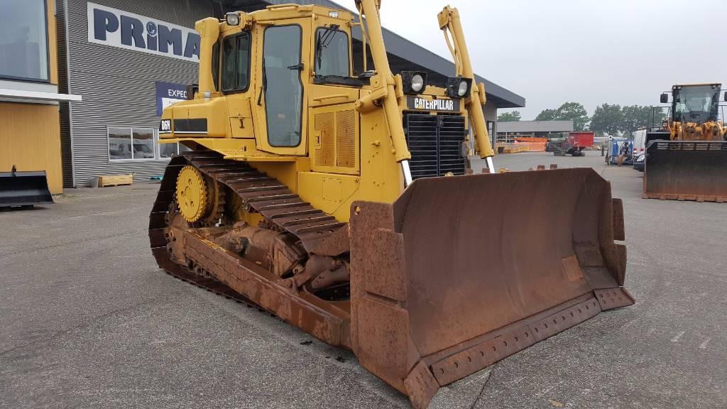 Caterpillar D 6 H II, Dozers, Construction Equipment