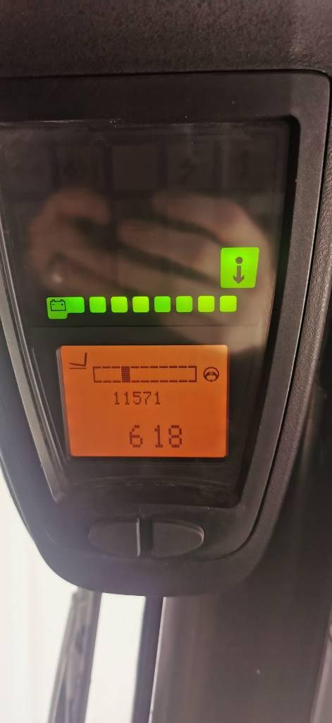 Linde E20P-02, Sähkötrukit, Materiaalinkäsittely