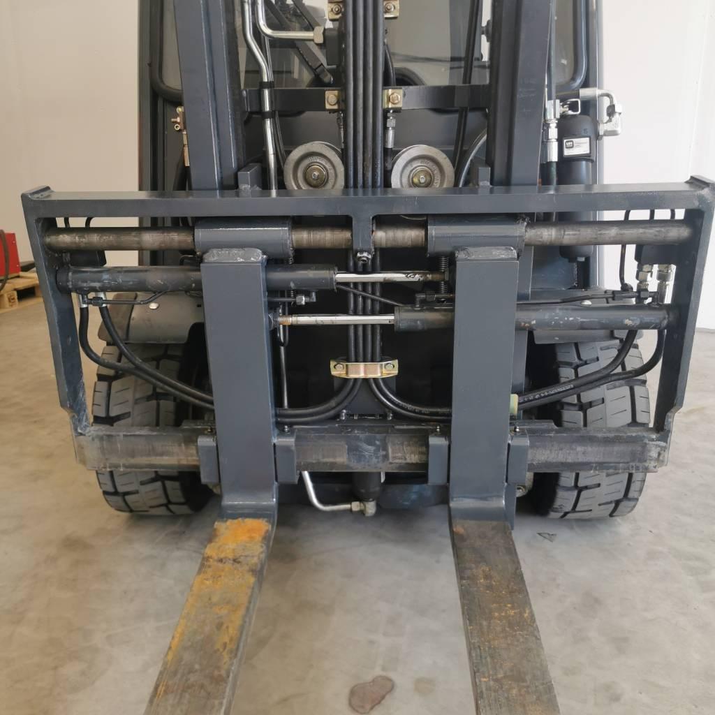 Linde E20P-02 (Vuokralla), Sähkötrukit, Materiaalinkäsittely