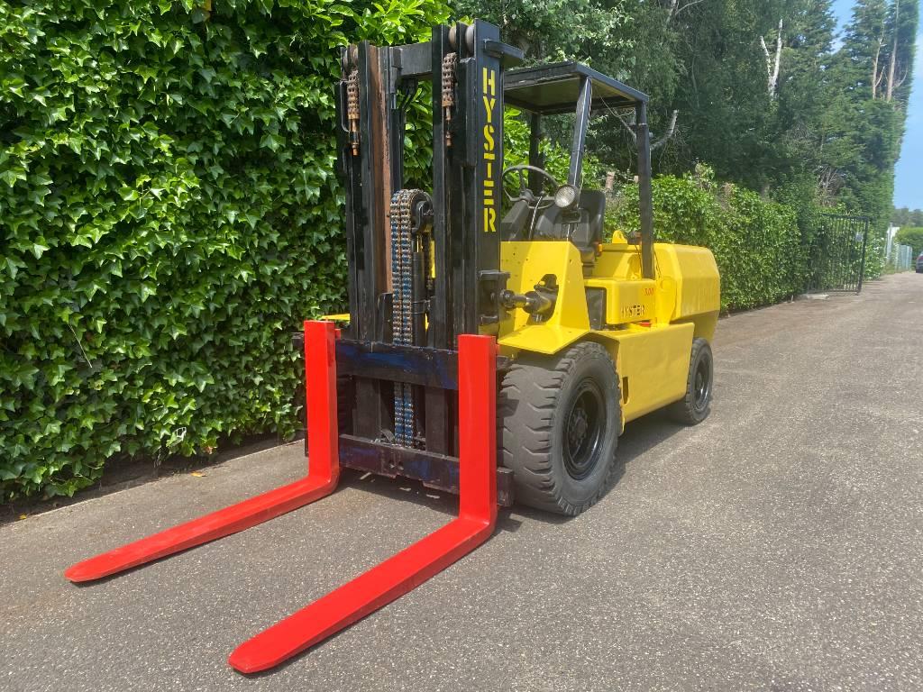 Hyster H 5.00 XL | CONTAINER SPEC, Diesel trucks, Material Handling