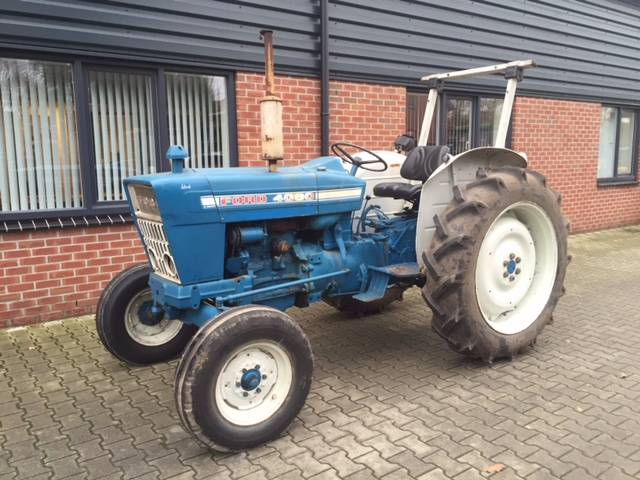 1975 Ford 4000 Tractor : Used ford tractors year price for sale