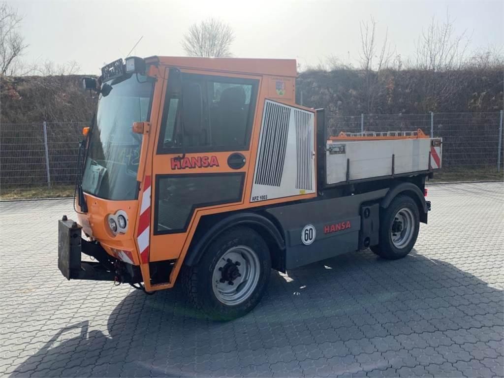 [Other] Kleintranspoter Nutzfahrzeug Hansa APZ 1003, Andere Fahrzeuge, LKW/Transport