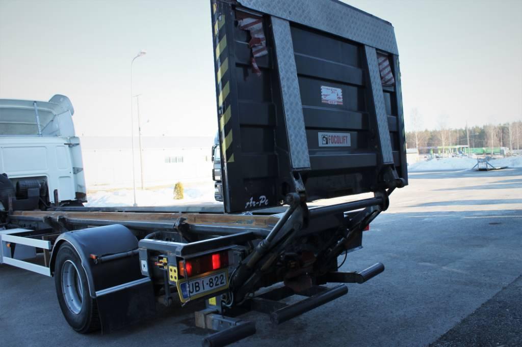 DAF CF75.310, Vaihtolava-autot, Kuljetuskalusto