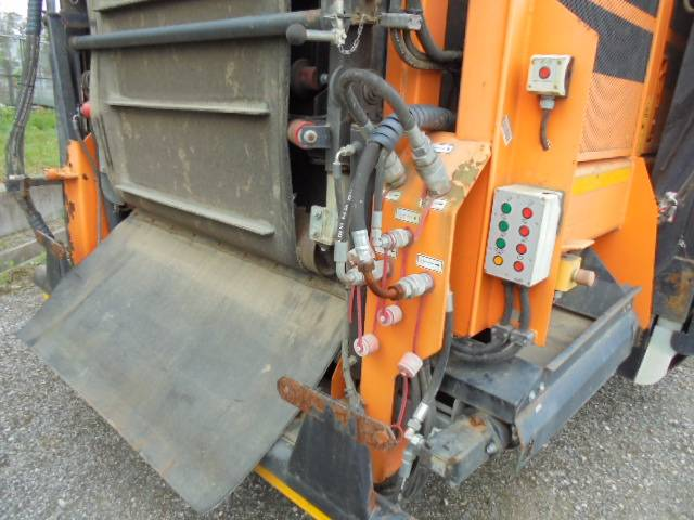 Doppstadt SM1200, Screeners, Construction