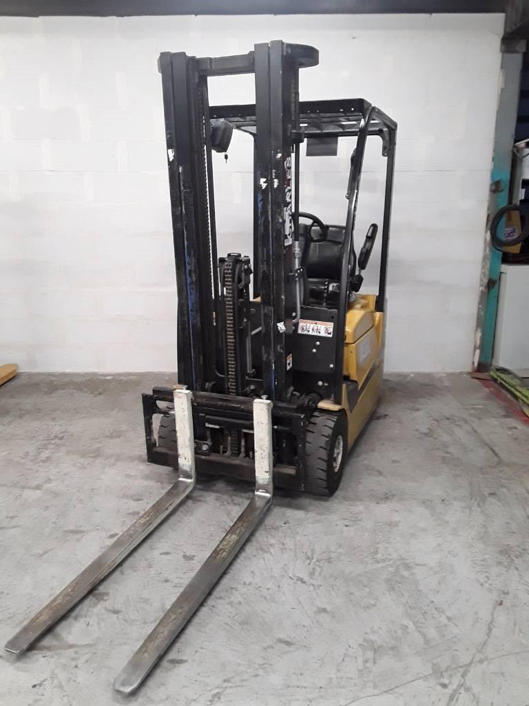 Yale ERP15VC, Electric counterbalance Forklifts, Material Handling