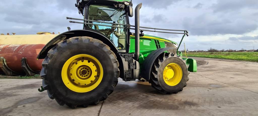 John Deere 7290 R, Tractoren, Landbouw