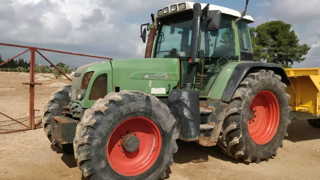 Fendt 712 Second hand Farm tractor (Doosan, Deutz, Kubot