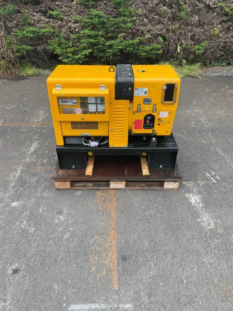 [Other] INTERMETAL MOTOR HATZ - SINCRO - 8 KVA, Diesel generatoren, Bouw