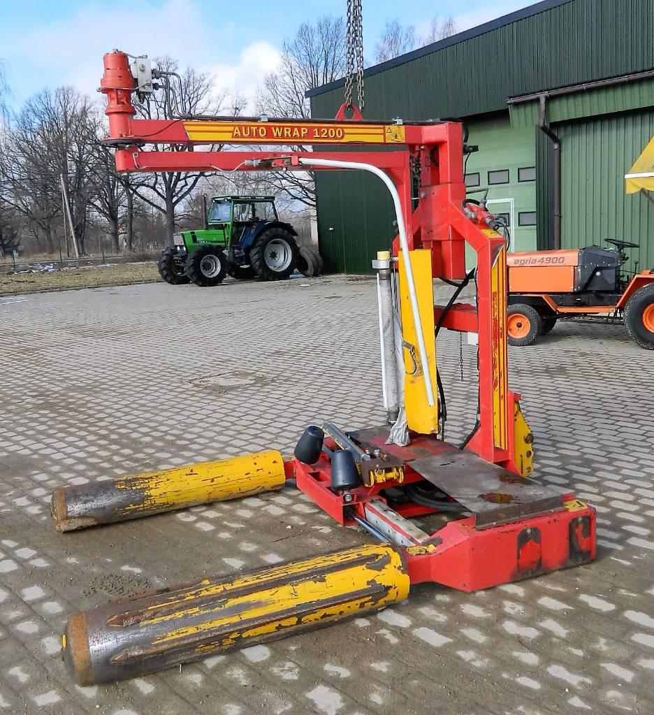 Auto Wrap 1200, Ietinēji, Lauksaimniecība