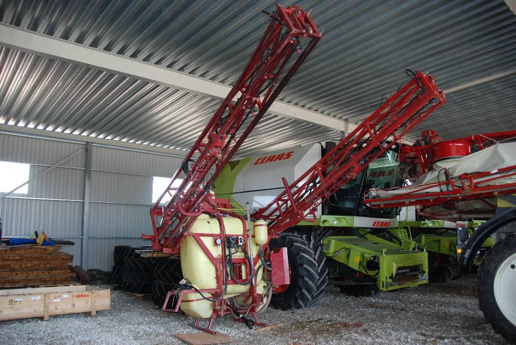 Hardi Mega 1200/20, Ripp-pritsid, Põllumajandus