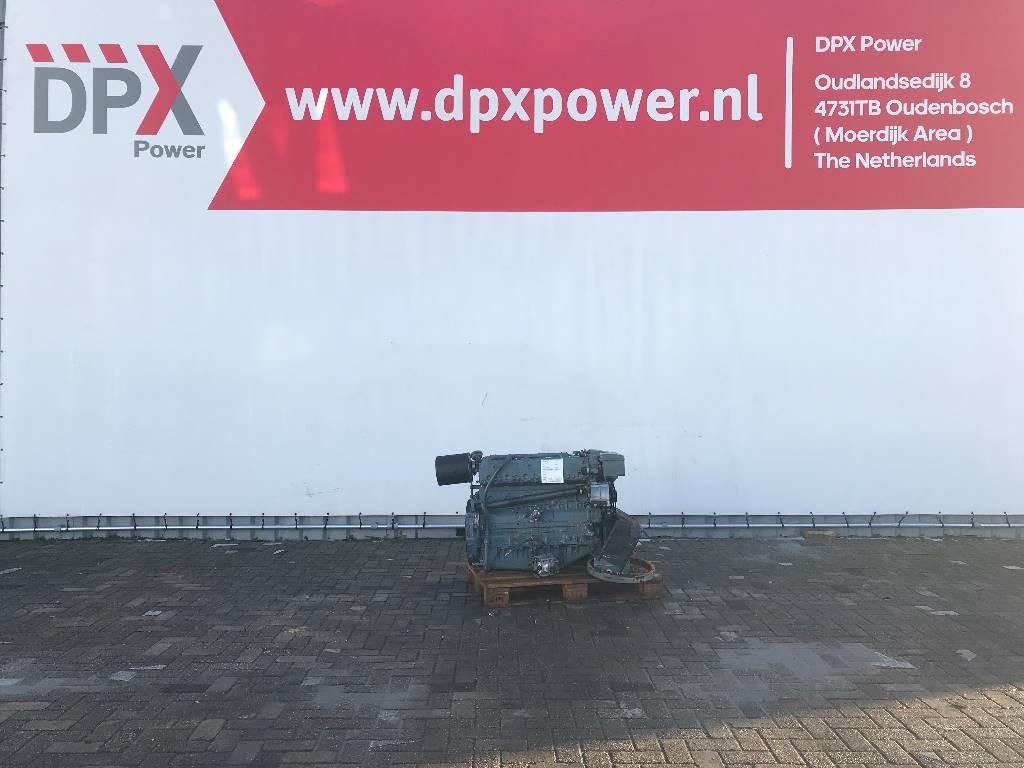 [Other] Nanni 6 660E Marine Diesel Engine - DPX-11737, Motoren, Bouw