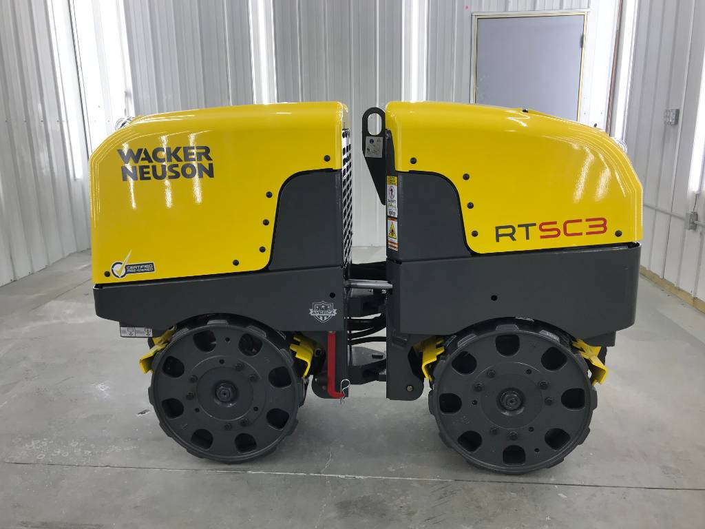 Wacker Neuson RTxSC2, Rollers, Products