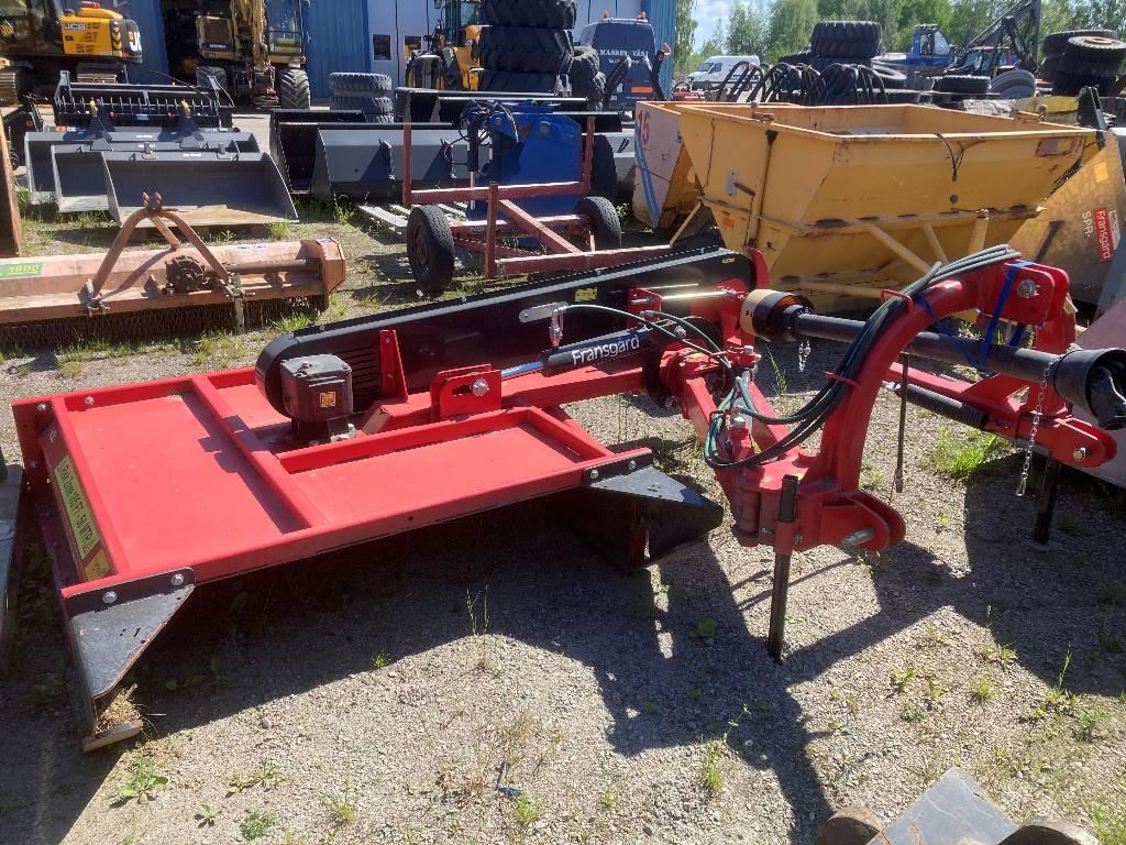 Fransgård Kedjeröjare FKR 150, Övriga lantbruksmaskiner, Lantbruk