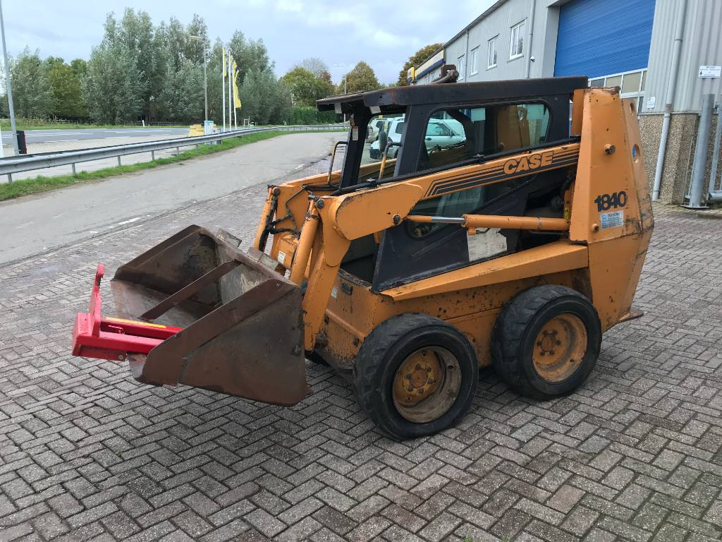 CASE 1840, Schrank- en knikladers, All Used Machines