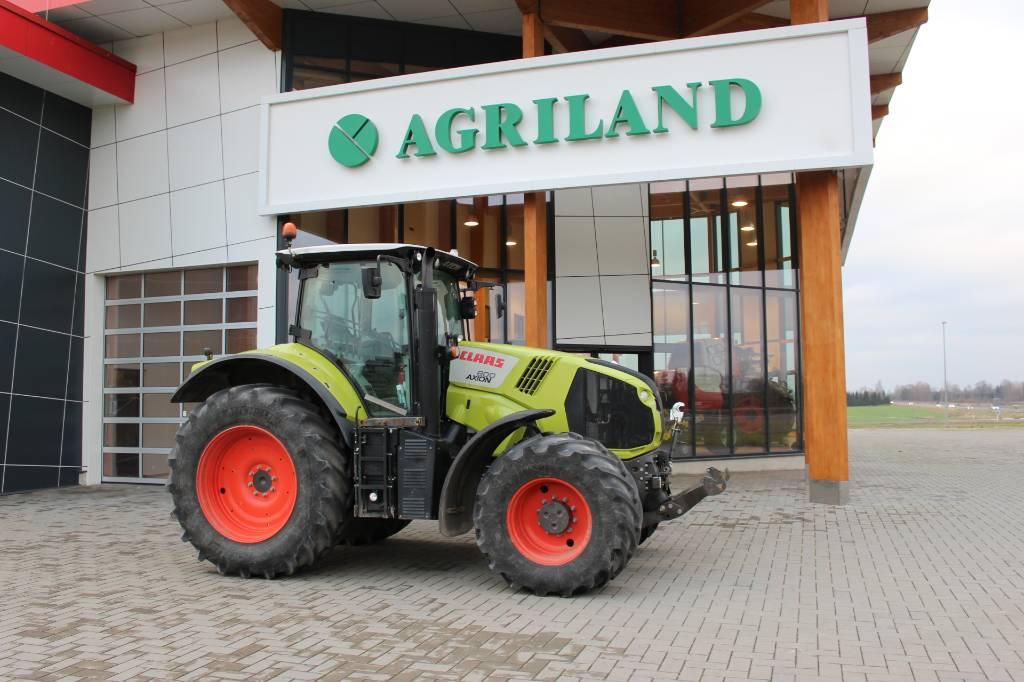 CLAAS AXION 800, Traktorid, Põllumajandus